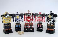 DX Shogunzords