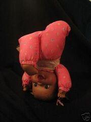Baby Tumbles Surprise
