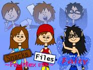 Snacks, Files, and a Fairy ~Faultflex mix~-bg