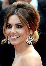 Cheryl Cole Cannes 2014