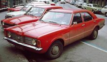 Ford Taunus 1974 Vorarlberg