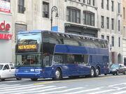 Van Hool TD925 demo bus 0053 for NYCTA
