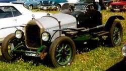 Humber 14 40 HP 2-Seater 1929