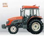 Daedong D701 MFWD - 2005