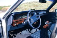 1987 country squire blue interior