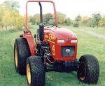 Jinma Rhino MFWD (red) - 2001