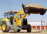 MF 660 Industrial (Fermec) - 2001