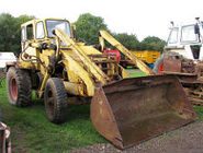 A 1970s weatherill 36hd loader