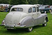 Austin A70 Hampshire rear