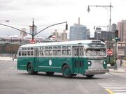 New York City Omnibus GMC Old Look TDH-5101 2969