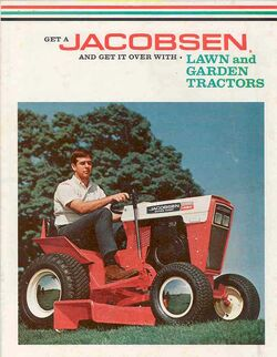 Jacobsen Super Chief 1450 ad - 1971