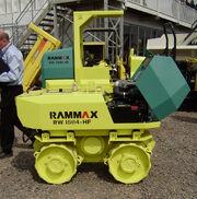 Rammax compactors at SED 2008 - P5140239 edited