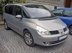 Renault Espace IV Phase II 2.0 dCi