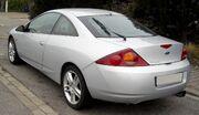 Ford Cougar rear 20081201