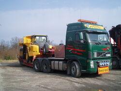 FH12 A30E semi-trailer
