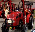 Mahindra 2525 MFWD-2009