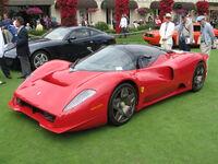 Ferrari P45 front right