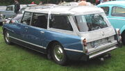 MHV Citroen DS Estate