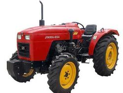 Jinma 654 MFWD (red) - 2005