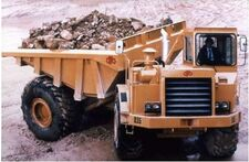 1980s DJB D350 ADT Turbodiesel