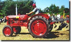 Bolinder-Munktell BM 425 - 1959