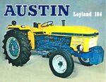 Austin-Leyland 184 brochure - 1983