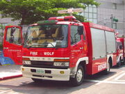 TCFD FireWolf 568BH Front