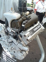 Cosworth V8 Engine Champ Car 2004
