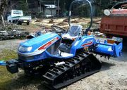 Iseki TPC183 crawler - 2005