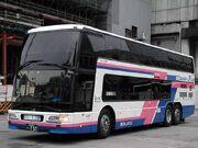 Nishinihon JR Bus Mitsubishi-Fuso Aero King