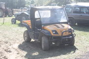 Cub Cadet cart at Rudgwick 2010 - IMG 5134