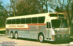 Silver Eagle Model 05-1969