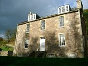 Robert Owen's House, New Lanark