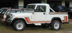 Jeep SCrambler white SC-a