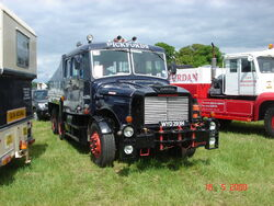 Scammell Contractor WYO 293H