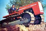 Ebro TC-75 crawler - 1974