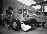 A 1970s weatherill l64 4WD loader