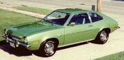 1972 Ford Pinto Runabout
