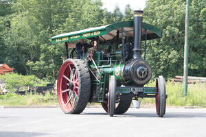 Ransomes, Sims & Jefferies no. 27524 - TE - Jesse - E 5123 at BCLM 2010 - IMG 1219