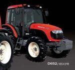 Daedong D652 MFWD - 2007