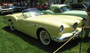 1954 Kaiser Darrin convertible