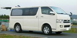 Toyota Hiace H200 501