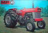 MF 165 (Argentina)(Hanomag) brochure
