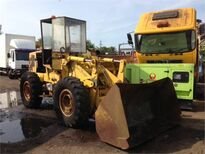 A 1980 BRAY PS4000 4X4 Loader