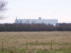 Ford Motor Company Southampton Assembly Plant - geograph.org.uk - 1168893