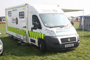 Fiat based Ambulance at Kettering 08 IMG 1860