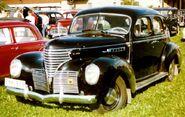 De Soto Custom De Luxe Sedan 1939