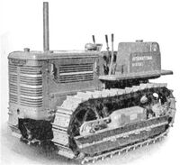 International TD-6 1940