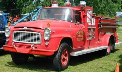 International 1960 B-166