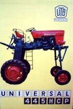 Universal 445 HCP Hi-Crop